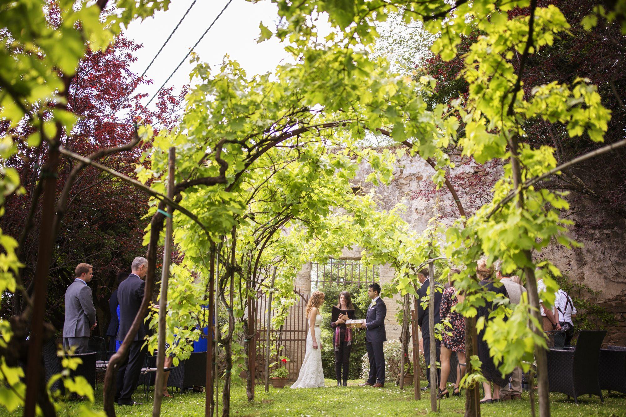 Italian Wedding Celebrants