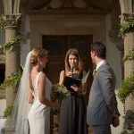 Wedding Ceremony in Chianti - Luca Molli Photographer